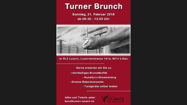 Turner Brunch im RLZ