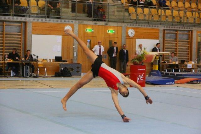 Joel Ettlin Rheintal Cup 2014